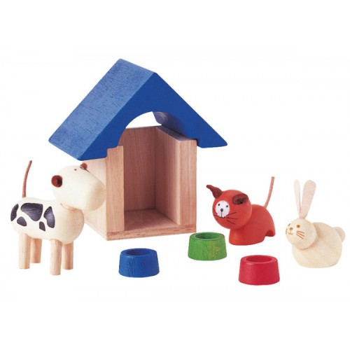 Plan Toys Hayvanlar & Aksesuarları (Pet & Accessories)